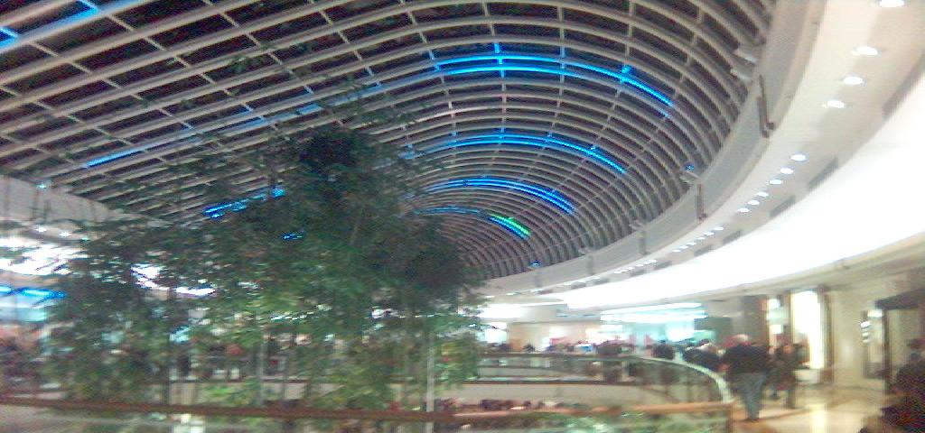 Shoping at Chadstone